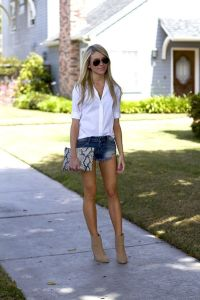 white button up2