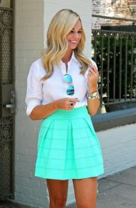 white button up3