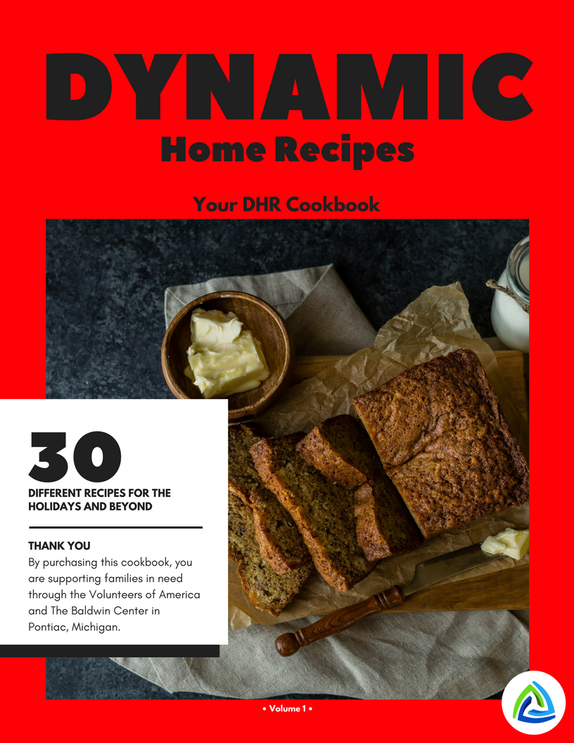 DHR Cookbook